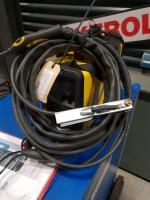 Gebruikte Tig Lasinverter ESAB Buddy Tig 160