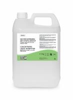 Geconcentreerde Anti-spatvloeistof in 5liter verpakking.