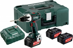 Huur Metabo Accuboormachine BS 18 LT (5)