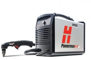 Hypertherm Powermax 30 Air incl. 4,5m toorts. Bereik : 8-10mm Scheiding : 16mm