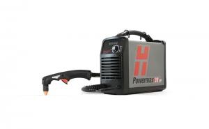 Hypertherm Powermax 30 XP incl. koffer met 4,5m toorts, bril Din 5, slijtdelen en een paar handschoenen.