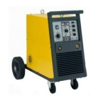 CEA Compact 310 Mig machine compact 2-ROLS