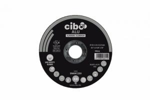 125x1,0mm CIBO ALU prijs per stuk, verpakt per 25 stuks.