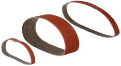1220x100 Slijpband K120 Rood keramische korrel