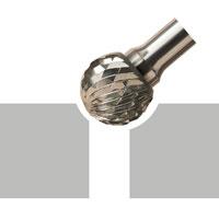 Frees Kogel 10X19x6 ALU Cilinderfrees