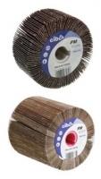 100x50 lamellenwiel K320 prijs per stuk, verpakt per 2 stuks.