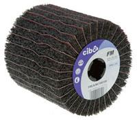 Cibo 100x100 Tex-combi wiel K180 breedte 100mm Fine