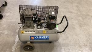 Gebruikte Creemers compressor Mobie
