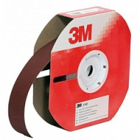 3M Schuurlinnen op rol 314D, 115 mm x 50 m, P180