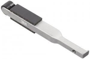 3M Arm voor Power File bandschuurmachine, voor hoeken en profielen, met contactschoen, voor banden 13/16 mm x 520 mm