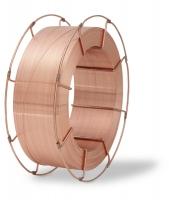 Italfil SG2 1,0mm lasdraad K300 spoel. Blanke draad. 15kg per spoel en prijs per kg.