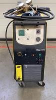 Gebruikte Esab 171 lasmachine lasapparaat.