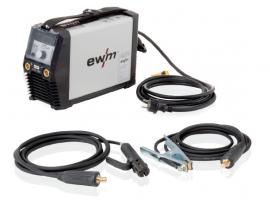 EWM Pico 160 MMA inverter inclusief toebehoren