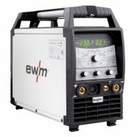 EWM Tetrix 230 DC Tig machine model: Comfort uitvoering 2.0, 5-polige stekker 230V excl. toebehoren