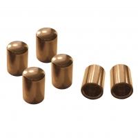 Elektrodencaps vlak typeA set van 6 stuks laskappen voor bescherming van de puntlaselektrode.