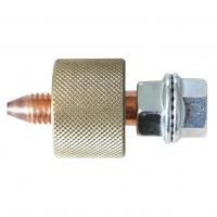 Elektrode tbv magnetische klem, set a 5 stuks.