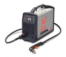 Hypertherm Powermax 45 400V Incl. 6mtr T45V-toorts en massakabel Bereik : 19mm Scheiding : 25mm