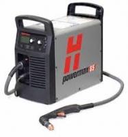 Hypertherm Powermax 45XP 400V Incl. 6,1mtr Duramax Lock toorts 75gr en massakabel Bereik : 22mm Scheiding : 29mm