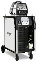 EWM Alpha Q 551 FDW watergekoelde, Puls MIG machine met force arc, coldarc, pipesolution