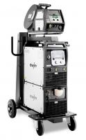 EWM Phoenix 335 Puls Compact, 4 rols en 33kg.