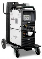 EWM Phoenix 355 Progress Puls TKM Multiproces PulsMig lasmachine. Met Mag-processen forceArc en rootArc.