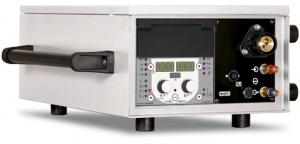EWM Drive 4X IC HP Draadaanvoerkoffer, water gekoeld met Euro toorts aansluiting.