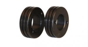 EWM aandrijfrolset 1,6mm tbv staal set van 2 rollen 1.2 en 1.6mm