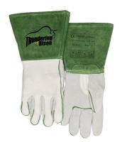 MIG Handsch HD BISON    M Meest comfortabele, soepele en hoogste kwaliteit Bison lederen lashandschoen. Kevlar gestikt. Chroomvrij.