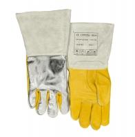 MIG-TIG Handsch 2755 L Hittebestendige MIG/TIG Lashandschoen 350gr.
