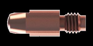 Beitelplaat lang FE/RVS tbv staal/rvs, dubbel gecoat en recht. Lengte= 20mm