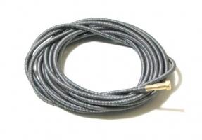 Binnenspiraal blank 3m (2,0/4,5mm rond)1,0-1,2mm draad