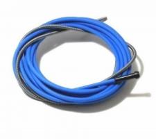Binnenspiraal blauw 6m (1,5/4,5mm rond)