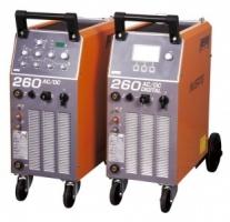 Rehm 260 AC/DC digitaal Watergekoelde digitale Tig-lasmachine. Geleverd inclusief tigtoorts 4mtr, reduceerventiel en massakabel
