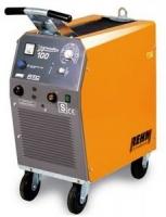 Rehm Plasma RTC 100 Plasma snijmachine Barracuda. Compleet met A151/6m plasmatoorts en massakabel.