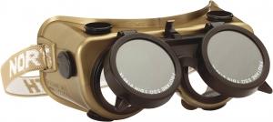 LAS/SNIJ bril Din5 Opklapbril