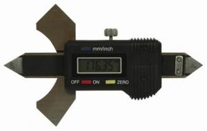 Lashoogtemeter digitaal incl batterij