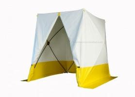 Lastent 2,5x2,5x2      5S Compleet in draagtas Kubusmodel 5-seconden tent