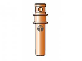 A81 Elektrode verlengd