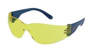 3M Veiligheidsbril geel model classic
