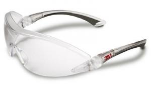 3M Veiligheidsbril blank   incl. veerscharnieren