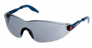 3M Veiligheidsbril grijs  incl. veerscharnieren