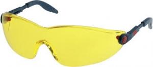 3M Veiligheidsbril geel  incl. veerscharnieren