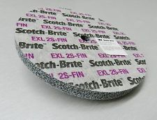 3M Scotch-Brite EXL Unitized Schijf XL-UD,  115 mm x 19 x 22 mm, 2S fine