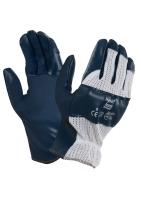 Ansell Hynit handschoen mt 8 prijs per paar, verpakt per 12 paar.