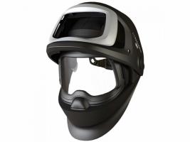 9100FX     Helm+Hoofdband 3M Speedglas 9100 FX Laskap met SW en hoofdband.