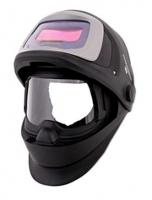 9100FX V    Helm+Cassette 3M Speedglas 9100 FX Laskap +SW met Speedglas Lasfilter V kleur 5, 8, 9-13 sn: