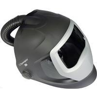 9100             Helm+Air 3M Speedglas 9100 Air Laskap+SW + Gelaatsafdichting