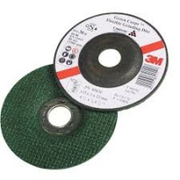 115mm Green Corps K36 3M Green Corps Flexible Grinding Disc +2 Pads 115x3x22mm