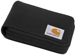 CH portemonnee zwart Carhartt