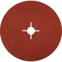 Flexovit 125x22,2 F996 P120 fiberschijf